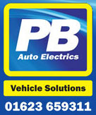 PB Auto Electrics Commercial & Leisure Products