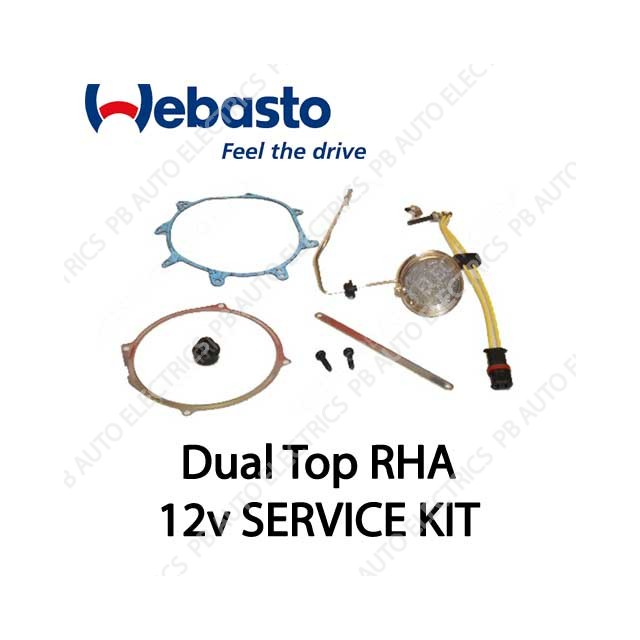 Webasto Dual Top Rha 100101102 12v Service Kit 4111825a on motor mount replacement