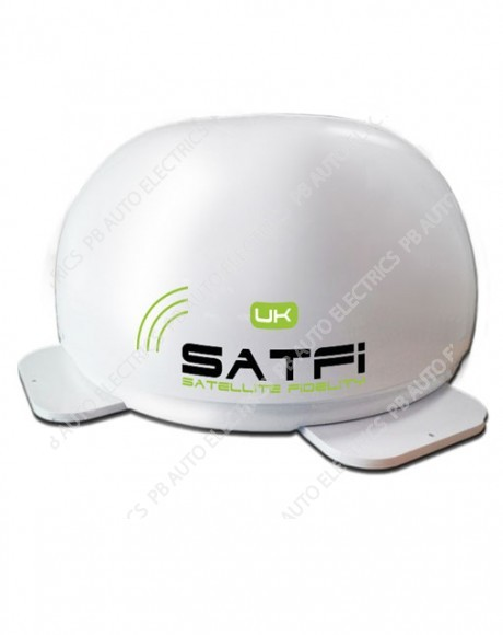 Sat-Fi Ultra Compact UK Satellite Dome