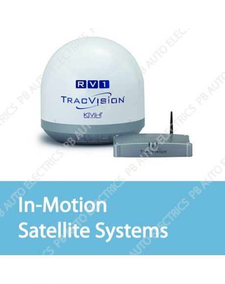 In-motion Satellite Systems