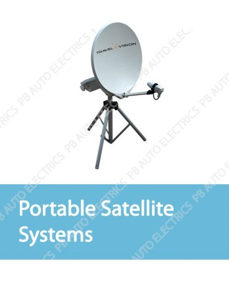 Portable Satellite Systems
