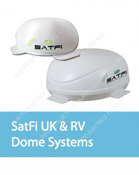 SatFi UK & RV Dome Systems