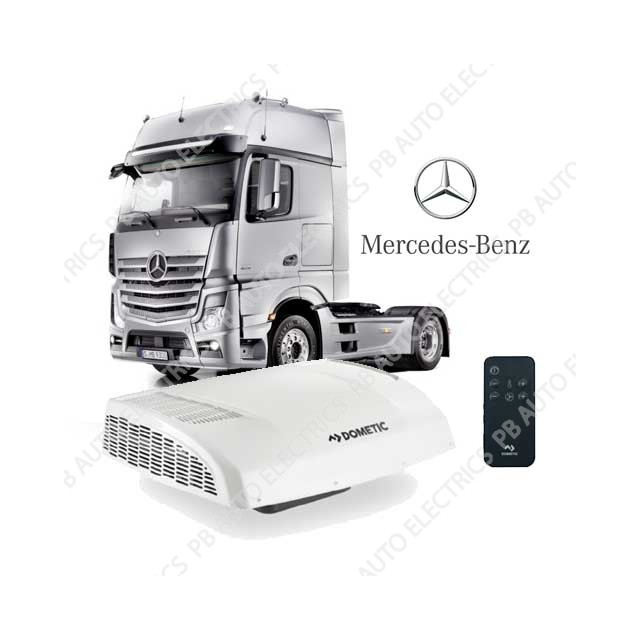 Dometic coolair rt 780 truck rooftop parking cooler 24v for Mercedes benz cooler