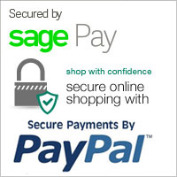 Secure online payments with PayPal & SagePay