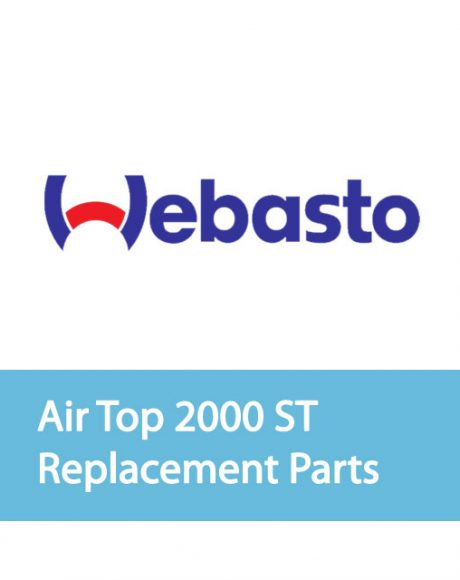 Webasto Air Top 2000 ST Common Replacement Parts