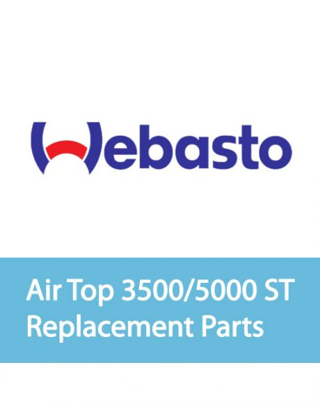 Webasto Air Top 3500ST/5000ST Common Replacement Parts