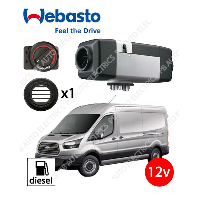 Webasto Air Top 2000STC Commercial 4111387B