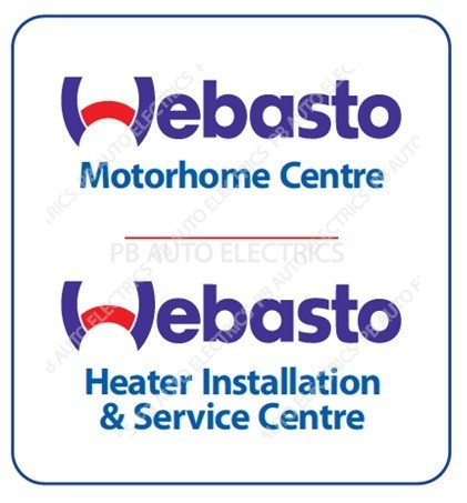 Official Webasto Motorhome Centre & Webasto Heater Installation and Service Centre