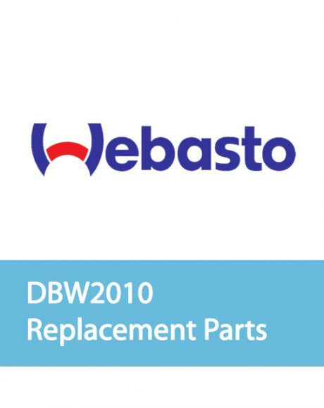 Webasto DBW2010 Common Replacement Parts