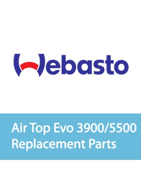 Webasto Air Top Evo 3900/Evo 5500 Common Replacement Parts