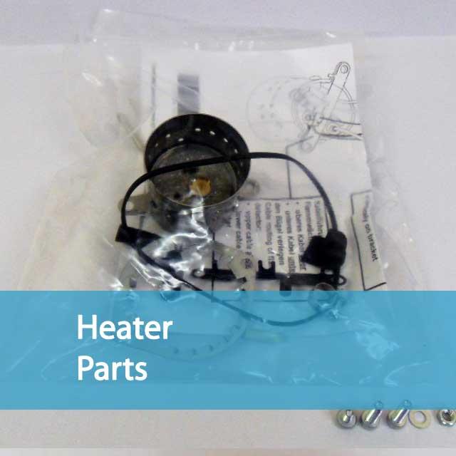 Webasto Heater Parts