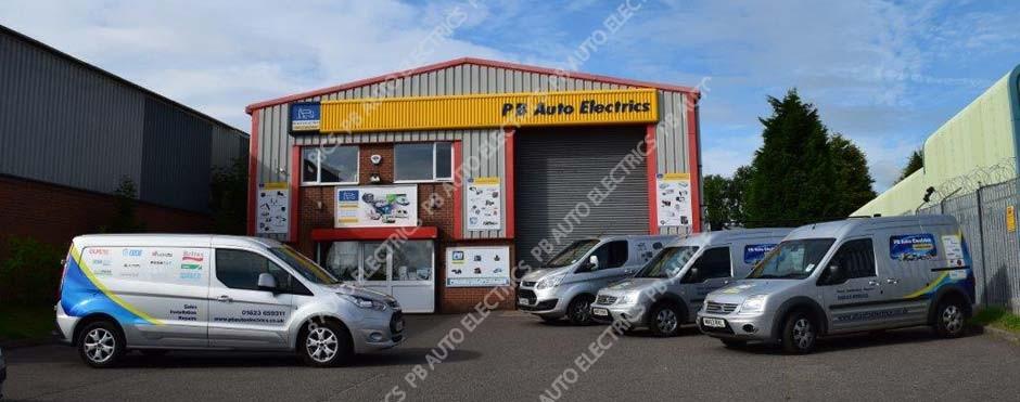 pb auto electrics