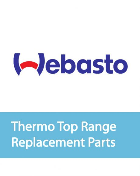 Webasto Thermo Top Range Common Spare Parts