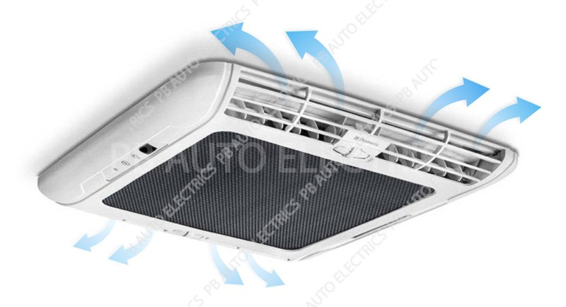Dometic Freshjet 1700 Roof Air Conditioner For Vehicles Up