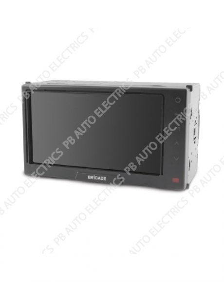 Brigade BE-865DDM Elite Range 6.5″ Double-DIN Digital LCD Monitor (3935)