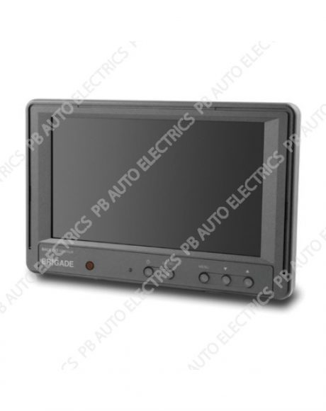 "Brigade BE-870LM Elite Range 7"" Digital LCD Monitor (2705A)"
