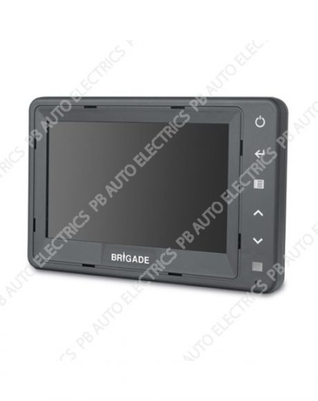 "Brigade VBV-750M Select Range 5"" Digital LCD Monitor (4287)"