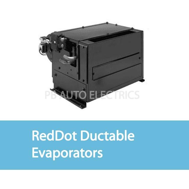 RedDot Ductable Evaporators