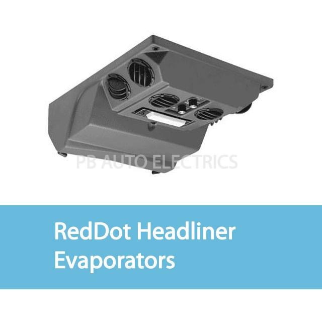 RedDot Headliner Evaporators