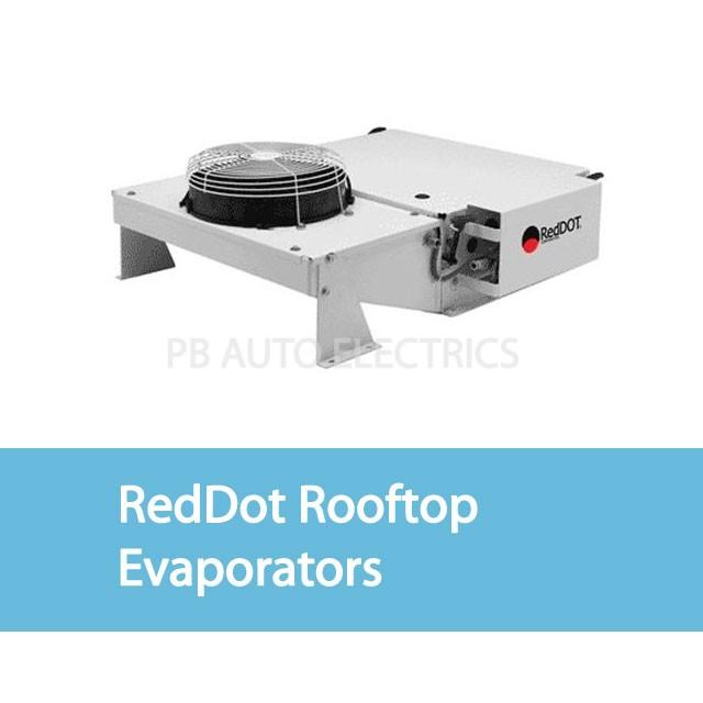 RedDot Rooftop Evaporators