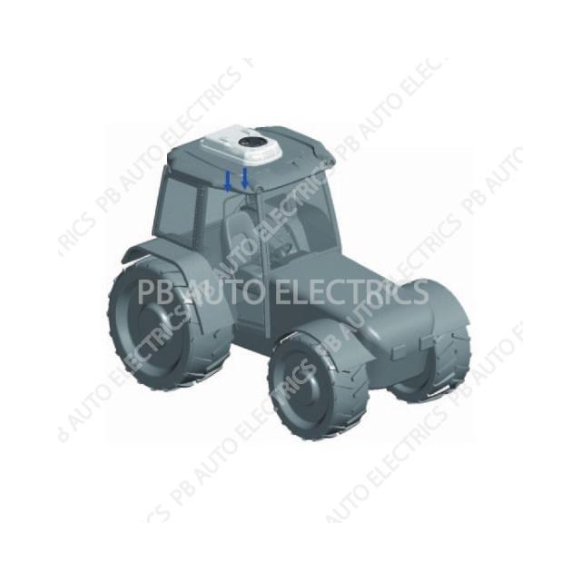 Webasto Diavia Portofino Rooftop Air Conditioner 12v - 62U003FF081EB