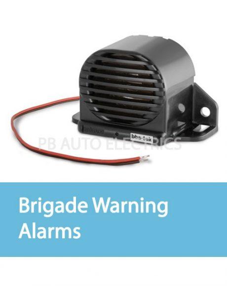 Brigade Warning Alarms