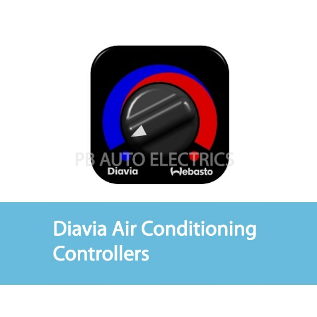 Diavia Air Conditioning Controllers