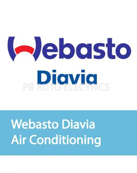 Webasto Diavia Air Conditioning