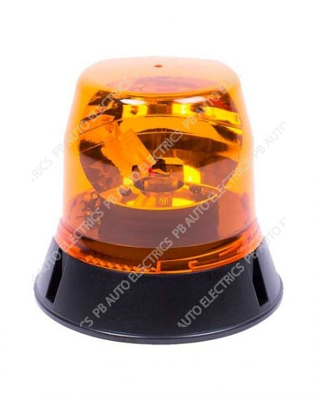 ECCO Rotating Beacon 400 Series Three Bolt Fixing AMBER - 403.000