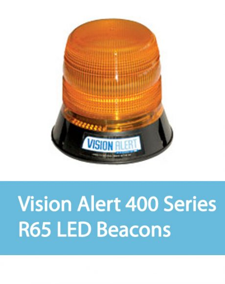 Vision Alert 400 Series R65 LED Beacons
