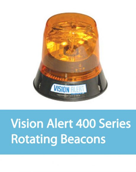 Vision Alert Rotating Beacons 400 Series
