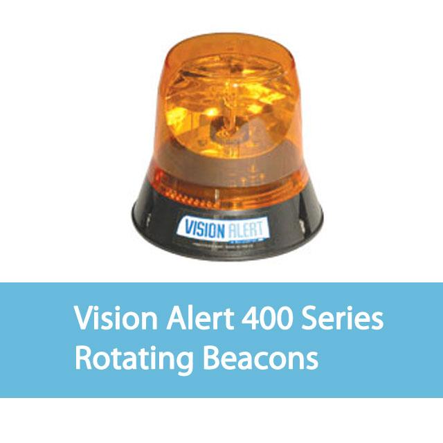 Vision Alert Rotating Beacons 400 Series
