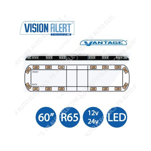 Vision Alert Vantage Lightbar 12-10027-V