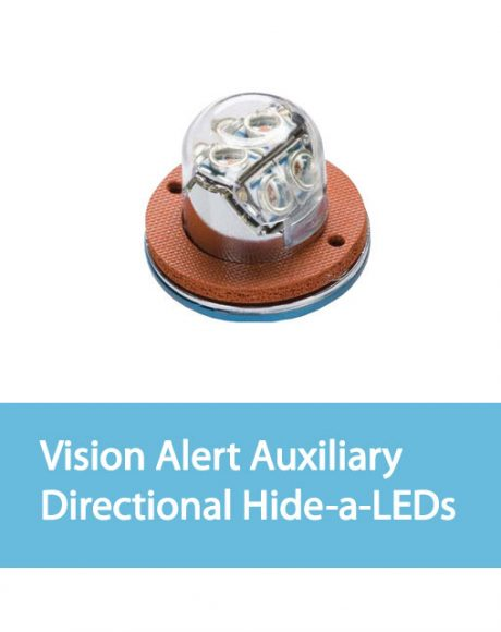 Vision Alert Auxiliary Directional Hide-a-LEDs Lighting