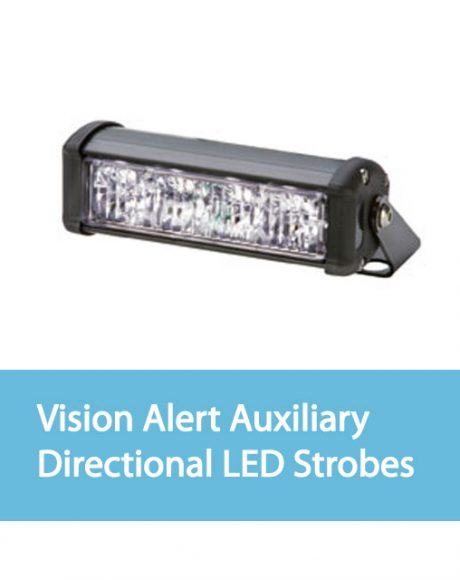 Vision Alert Auxiliary Directional LED Strobe Lighting