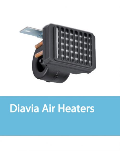 Diavia Air Heaters