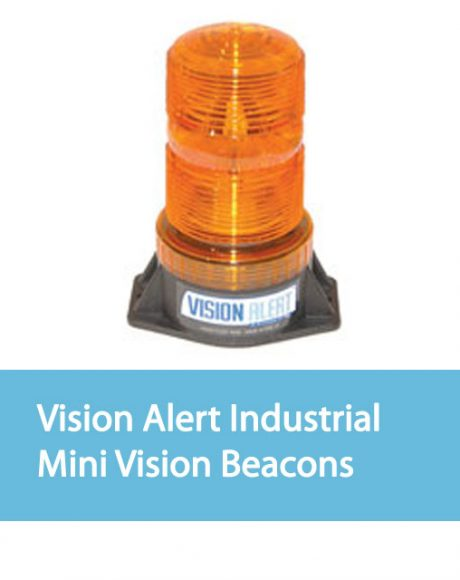 Vision Alert Industrial Mini Beacons