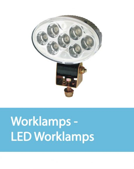 Vision Alert Auxiliary Lighting Worklamps - LED Worklamps