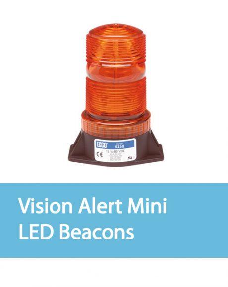 Vision Alert Mini LED Beacons