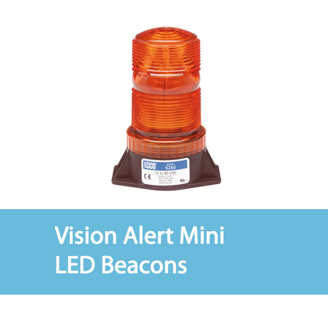 Vision Alert Mini LED Beacons