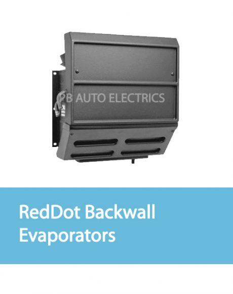 RedDot Backwall Evaporators