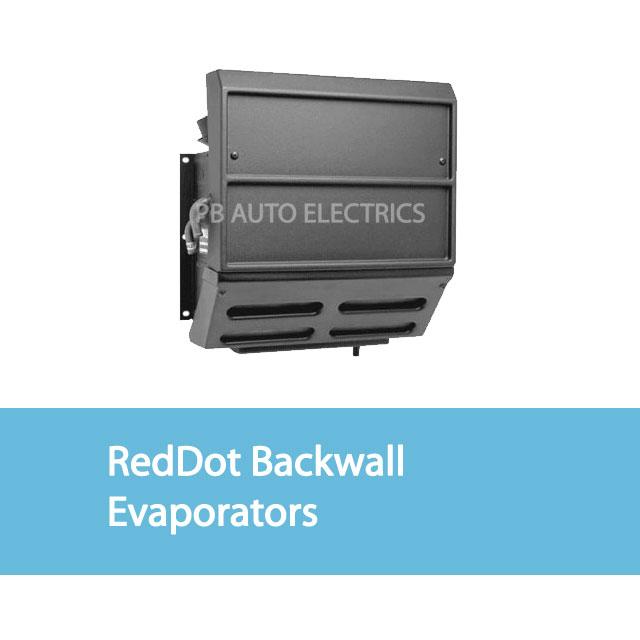 RedDot Backwall Evaporators