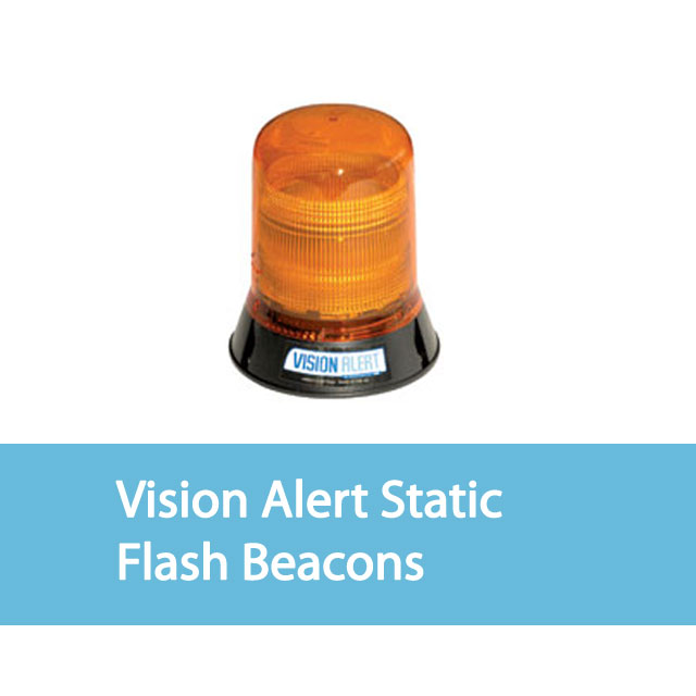 Vision Alert Static Flash Beacons