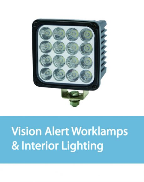 Vision Alert Auxiliary Worklamps & Interior Lighting