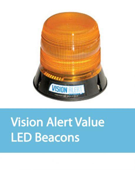Vision Alert Value LED Beacons