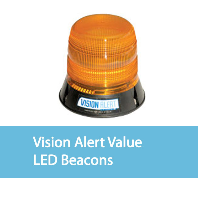 Vision Alert Value LED Beacons