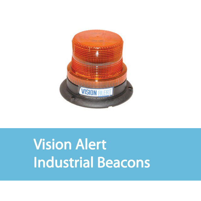 Vision Alert Industrial Beacons