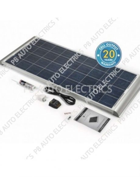 Solar Technology 150 Watt Solar Panel AERO Roof Top Kit For Motorhomes Caravans Boats – STPMH150AE
