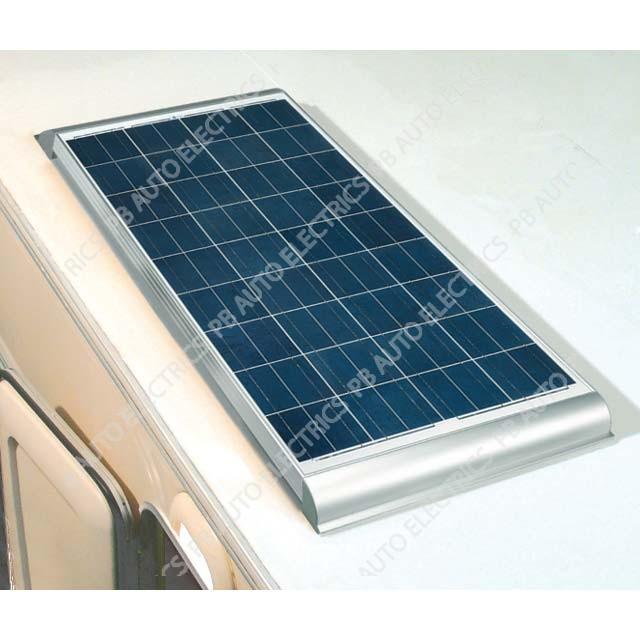 aero panel on roof