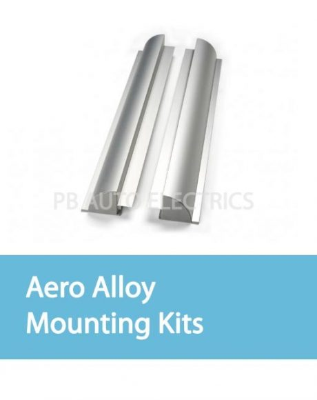 Aero Alloy Mounting Kits